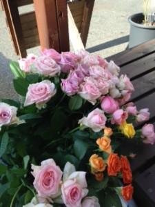 201407254バラの花