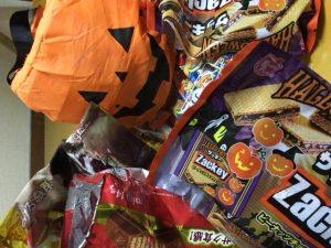 20161025お菓子