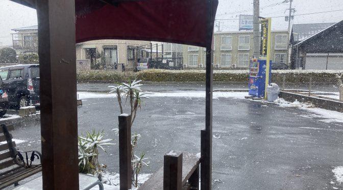 雪ですが開いていますv2/あけおめfes無双小学生版