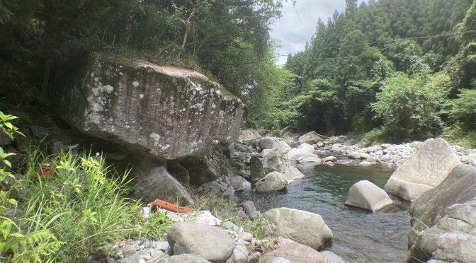 フランダース2日目/3日目「フランダースジャンプの岩」