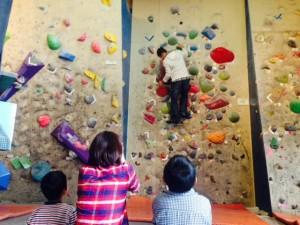 20141102親子のクライミング体験久留米